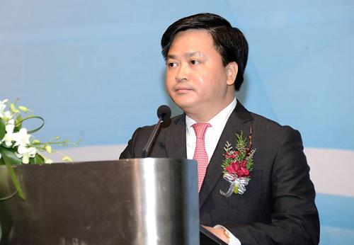 Ông Lê Đức Thọ, thành viên HĐQT kiêm Tổng giám đốc VietinBank. Ảnh: VietinBank