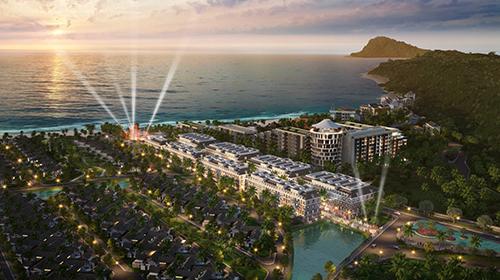 Tiềm năng đầu tư vào nhà phố thương mại tại Nam Phú Quốc