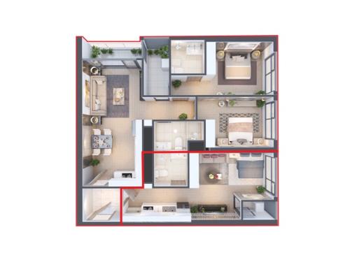 Làm thế nào nhận diện căn hộ homestay phù hợp để kinh doanh