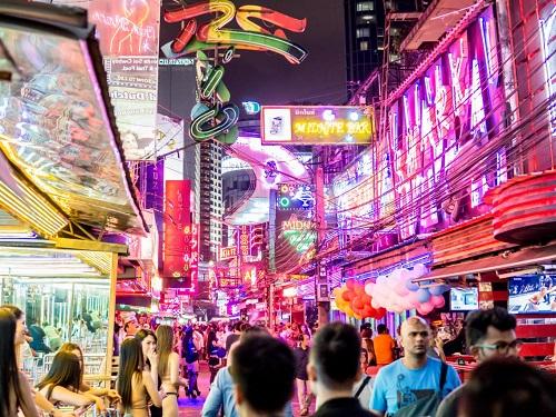 Một góc của thành phố Băng Cốc, Thái Lan.Nguồn: Pitchaya Pingpithayakul/Shutterstock