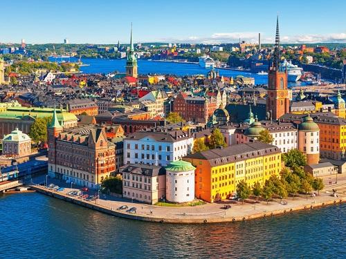 Thành phố Stockholm, Thụy Điển.Nguồn: Oleksiy Mark/Shutterstock