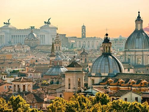 Thành phố Rome, Italia. Ảnh: Luciano Mortula/Shutterstock