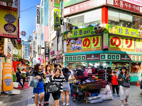 Thành phố Seoul, Hàn Quốc. Ảnh:501room/Shutterstock