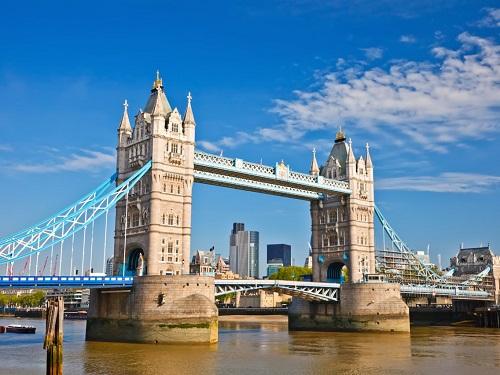Một góc thành phố London, Anh. Nguồn: S.Borisov / Shutterstock