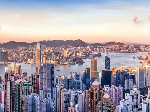 Một góc của Hong Kong. Ảnh: S.Borisov / Shutterstock