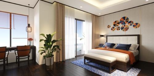 Không gian nghỉ dưỡng tiêu chuẩn quốc tế tại Best Western Premier Sapphire Ha Long
