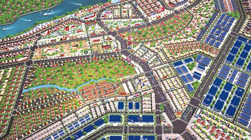 Đất nền New Town 8 giá từ 680 triệu đồng