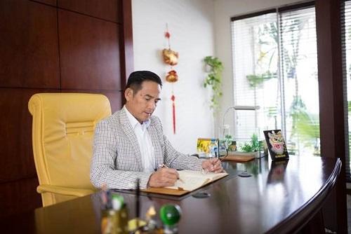 Ông Thái Tuấn Chí - Chủ tịch kiêm Tổng giám đốc Công ty CP Tập đoàn Thái Tuấn.