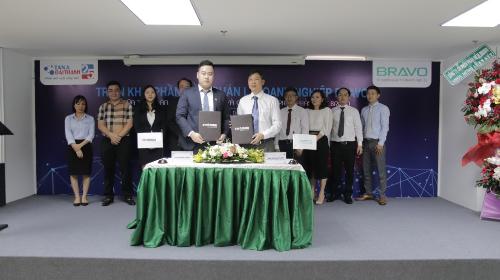 Tân Á Đại Thành triển khai phần mềm quản trị doanh nghiệp Bravo 7 - 1