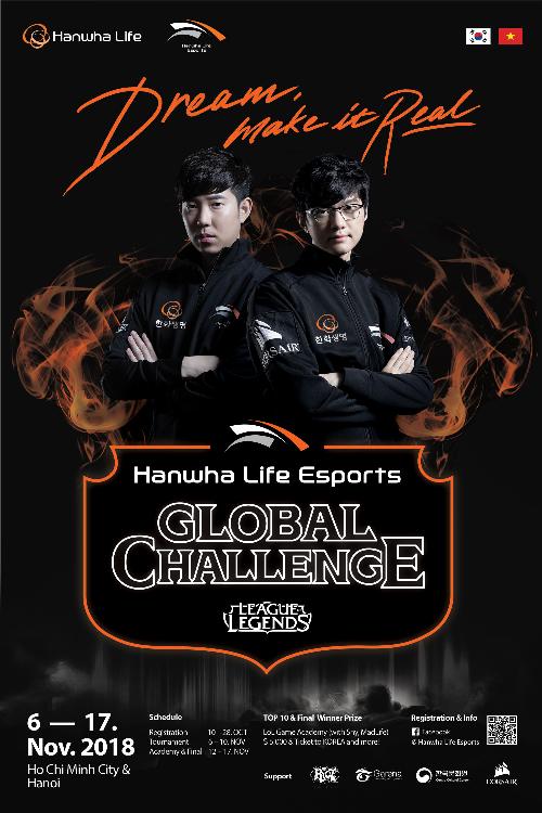 Khai mạc đại hội toàn cầu Hanwha Life Esports tại Hà Nội và TP. Hồ Chí Minh (xin edit_chihtk2) - 2
