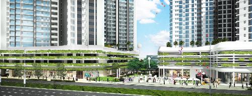 Dự án chung cư cao cấp SORA gardens II tại Thành phố mới Bình Dương (xin bài edit) - 2