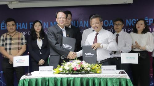 Tân Á Đại Thành triển khai phần mềm quản trị doanh nghiệp Bravo 7