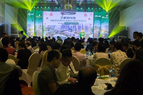 Khai Sơn Town hưởng lợi từ tuyến đường mới khởi công