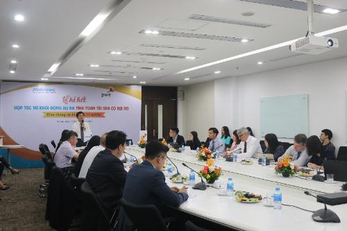 Ông Phạm Duy Hiếu - Quyền tổng giám đốc ABBank đánh giá tầm quan trọng của dự án đến sự phát triển của ngân hàng.