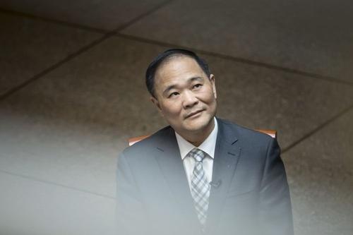 Li Shufu - ông chủ công ty Zhejiang Geely. Ảnh: Bloomberg