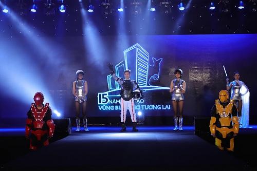 Ông Dương Quốc Tuấn - Chủ tịch HĐQT, Tổng giám đốc Tập đoàn Austdoor mở phân phối nhận diện thương hiệu mới.