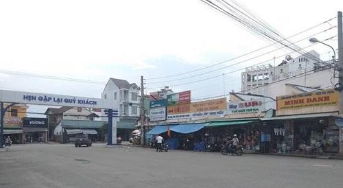 Bất động sản khu vực trung tâm thị xã Tân Uyên đang được nhiều người tìm kiếm để làm mặt bằng kinh doanh. Website: www.diaocachau.com.vn