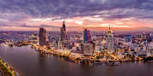 Bất động sản khu vực trung tâm TP HCM đang thu hút sự quan tâm của nhiều nhà đầu tư ngoại.