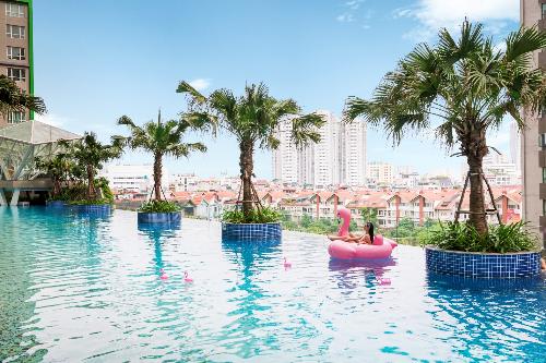 Trả trước 700 triệu sở hữu căn hộ Seasons Avenue