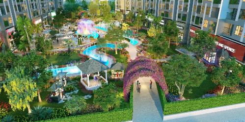 Imperia Sky Garden tìm chủ nhân giải thưởng căn hộ 2,1 tỷ đồng