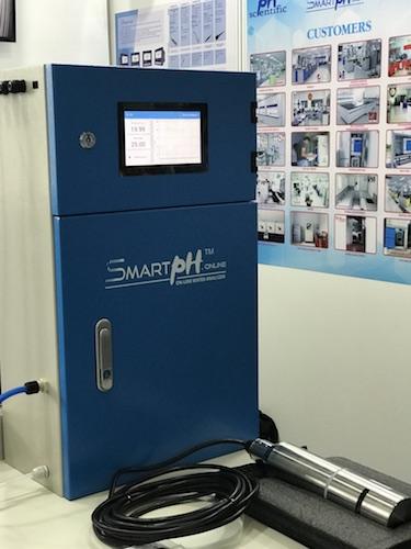 Doanh nghiệp Việt sản xuất thiết bị quan trắc tự động chất lượng nước