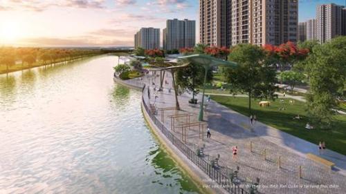 Sự ra đời của đô thị phong cách Singapore cho người có thu nhập trung bình khá với hỗ trợ tài chính từ ngân hàng đang tạo sóng trên thị trường bất động sản và người dân.