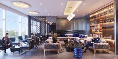 The Sapphire Residence sắp bàn giao căn hộ