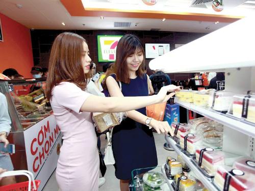 4 xu hướng dẫn dắt thị trường bán lẻ Sài Gòn