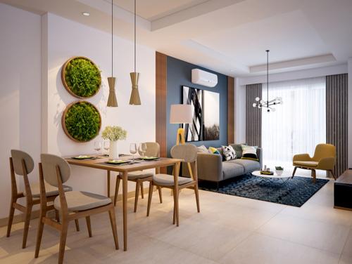 Sở hữu căn hộ tại trung tâm quận Hà Đông chỉ với 100 triệu đồng
