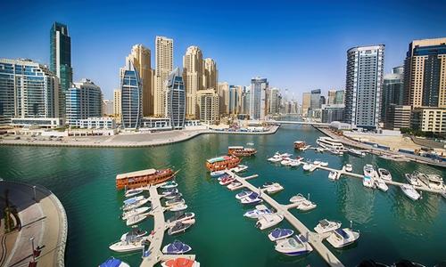 Dubai - một trong các tiểu quốc thuộc UAE. Ảnh: Gulf News