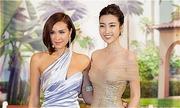 Hoa hậu Mỹ Linh tìm hiểu biệt thự NovaHills Mũi Né Resort & Villas