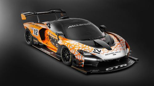 Richard Mille đưa công nghệ chế tác siêu xe vào RM11-03 McLaren