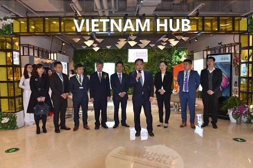 VCCI tăng cường xúc tiến thương mại tại Trung Quốc