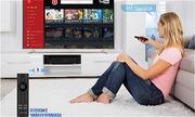 Asanzo đưa ứng dụng trí tuệ nhân tạo vào smart tivi