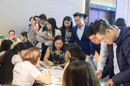 Khai Sơn Town tung nhiều ưu đãi trong đợt mở bán mới