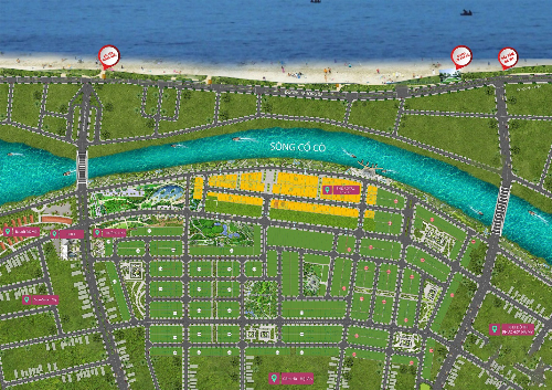 Sức hút đầu tư vào bất động sản Nam Đà Nẵng
