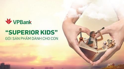Superior Kids là gói sản phẩm hướng tới các gia đình trẻ mong muốn vun đắp nền tảng cho con cái.Để biết thêm thông tin chi tiết, liên hệ hotline 1900 545415 hoặc website.
