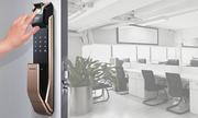 Samsung đẩy mạnh sản xuất khóa điện tử thông minh