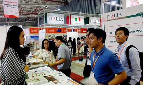 Đặc sản ẩm thực Italy xâm nhập thị trường Việt Nam