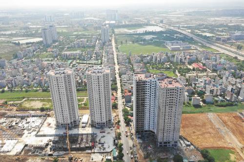 Căn hộ 3 phòng ngủ giá từ 1,4 tỷ đồng tại Mipec City View