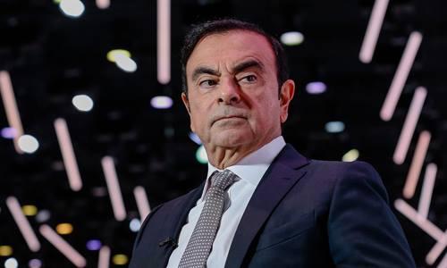 Chủ tịch Nissan Motor bị bắt