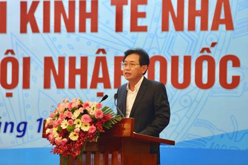 PVN: 'Hoàn thiện thể chế giúp tập đoàn kinh tế nhà nước phát triển'