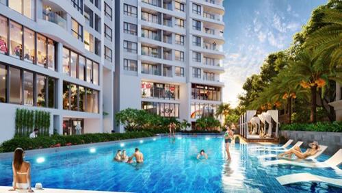 Sở hữu căn hộ nghỉ dưỡng cao cấp tại Hạ Long với 450 triệu đồng