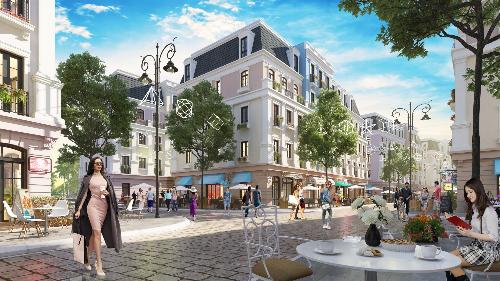 Sun Group chuẩn bị ra mắt nhà phố thương mại Melodia ở Nam Phú Quốc