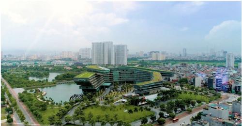 Phía Tây Hà Nội thay đổi diện mạo nhờ cú hích hạ tầng