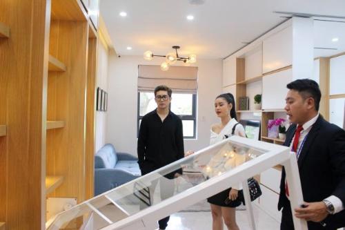 Saigon Intela bổ sung căn hộ tầm trung cho khu Nam TP HCM