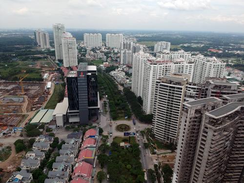 Thị trường căn hộ TP HCM dự báo khởi sắc cuối năm