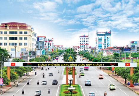 Lý do khiến Bắc Giang hút dự án bất động sản