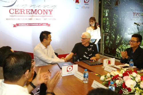 Maxport Việt Nam ứng dụng công nghệ cao vào sản xuất