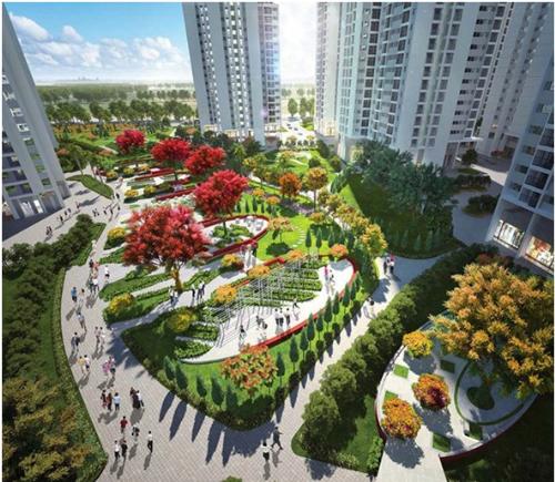 Hồng Hà Eco City đầu tư mạnh vào hoạt động gắn kết cư dân